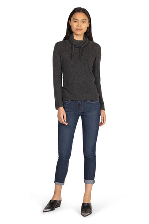 Eco Luxe Alignment   Top  - Synergy Organic Clothing