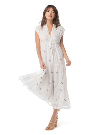 Jardin Dress  - Synergy Organic Clothing