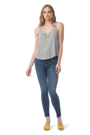 Essence Tank HEATHER GREY / XS - Synergy Organic Clothing