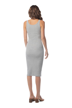 Rib Knit Foundation Dress  - Synergy Organic Clothing