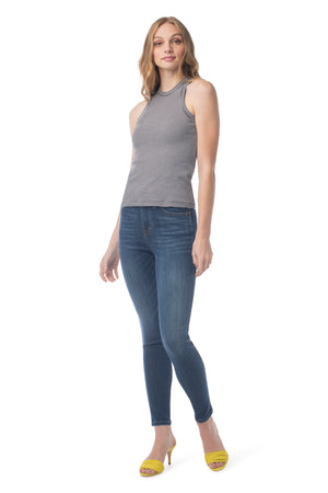 Striped Shell Tank  - Synergy Organic Clothing