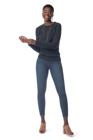 Crew Sweater  - Synergy Organic Clothing