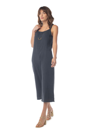 Onward Jumpsuit BLACK / XS - Synergy Organic Clothing