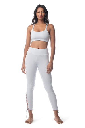 Rhythm Yoga Bra PLEIN AIR / XS - Synergy Organic Clothing