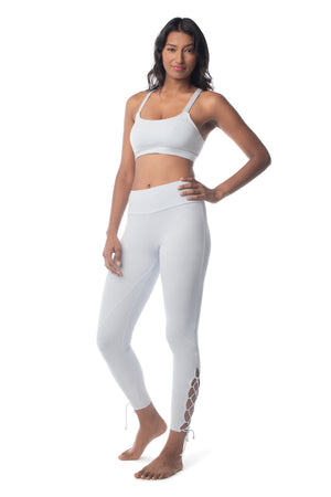 Lace up Pant  - Synergy Organic Clothing