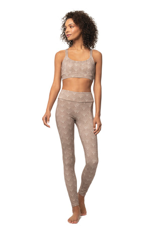 Moon Eye Basic Legging