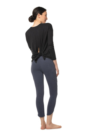 Tie Back Top  - Synergy Organic Clothing