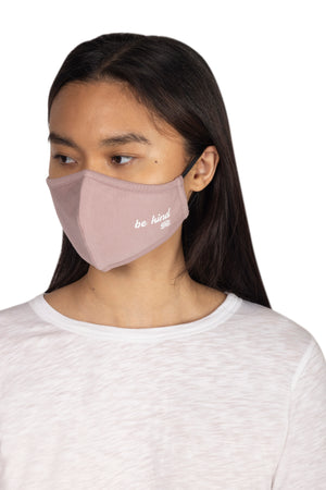 Adult Screen Print Face Mask  - Synergy Organic Clothing