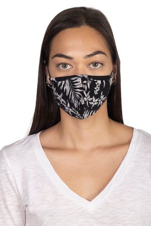 Adult Face Mask with Toggle  - Synergy Organic Clothing