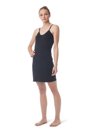 Under All Slip BLACK / XS - Synergy Organic Clothing