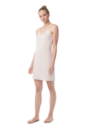 Under All Slip ROSE QUARTZ / XS - Synergy Organic Clothing