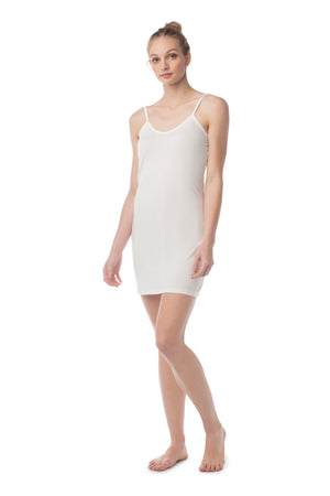 Under All Slip WHITE / XS - Synergy Organic Clothing