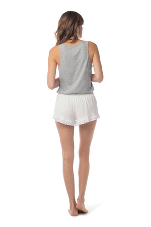 Bonsoir Sleep Short  - Synergy Organic Clothing