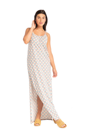 Sunrise Rasa Maxi ADOBE ROSE / XS - Synergy Organic Clothing