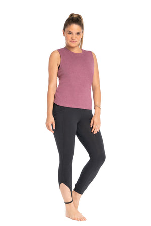 The Heart Opener Top TULIPWOOD / XS - Synergy Organic Clothing