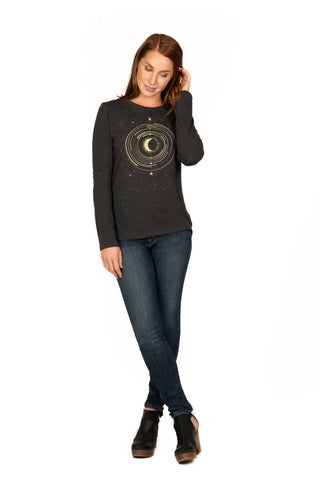 Spiral Moon Quintessential Long Sleeve