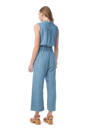 Crisp & Cool Jumpsuit  - Synergy Organic Clothing