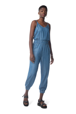 Toujours Jumpsuit MEDIUM WASH / XS - Synergy Organic Clothing
