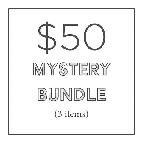 3 Item Mystery Bundle - Synergy Organic Clothing