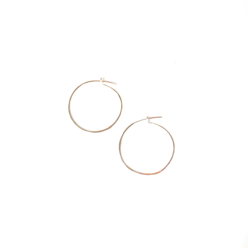 Accessories - Sweet Little Hoops - Gold