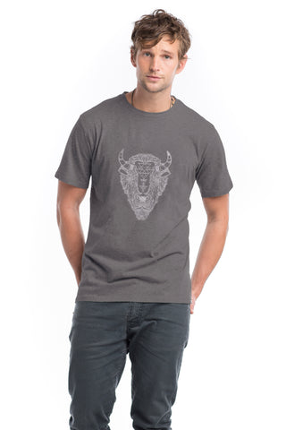 Bison Henry Tee