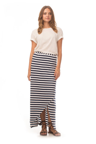 Bottoms - Striped Courtney Skirt