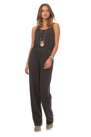Recycled Poly Farrah Jumpsuit
