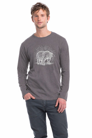 Men - Bear Classic Long Sleeve