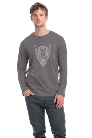 Men - Bison Classic Long Sleeve
