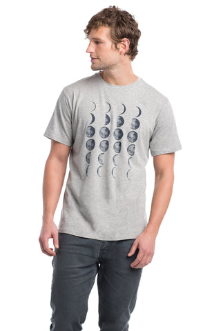 Men - Moon Phases Henry Tee