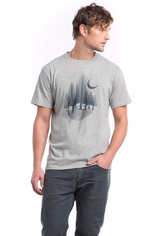 Men - Night Sky Henry Tee