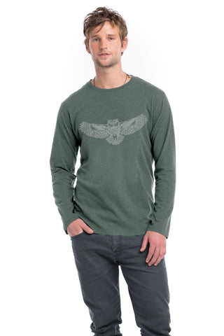 Men - Owl Classic Long Sleeve