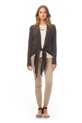 Tissue Knit Metamorphose Cardigan