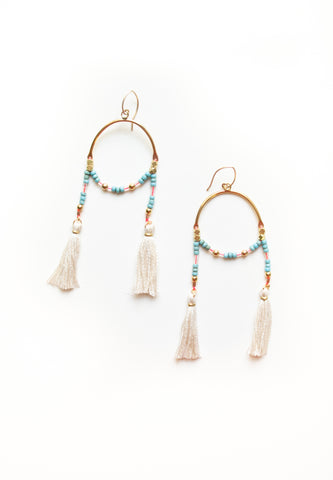 Oceanside Nomad Earrings