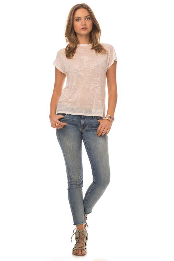 Tops - Burnout Peyton Top
