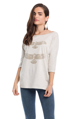 Tops - Hawk Paige Top