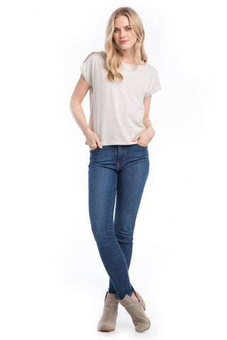 Tops - Heathered Westwood Top