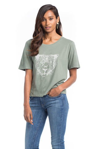 Tops - Jaguar Box Tee