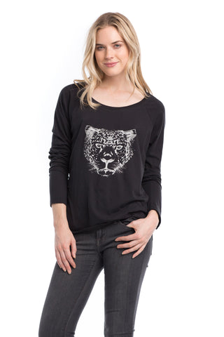 Tops - Jaguar Raglan Top