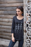 Tops - Moon Phases Ballet Top