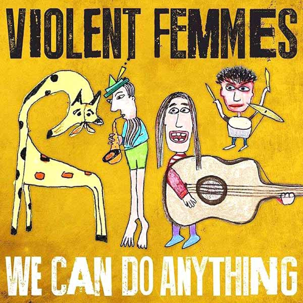 WE CAN DO ANYTHING - CD