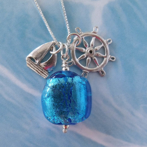captain of your ship necklace