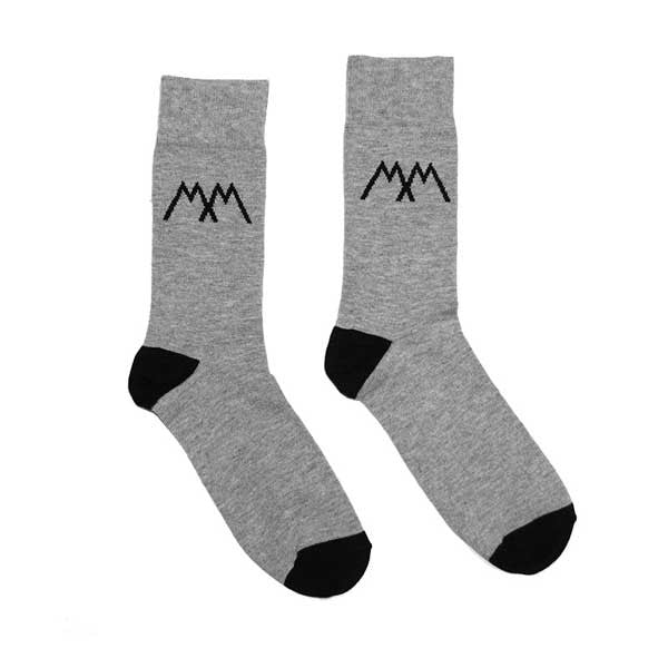 LONDON GRAMMAR LOGO SOCKS