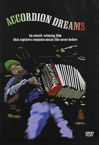 Accordion Dreams- Special Price!-documentary