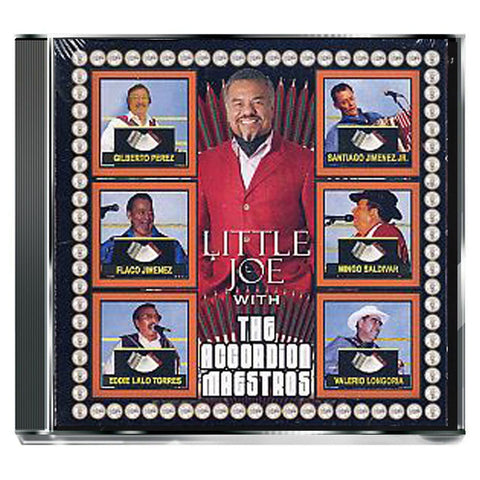 Little Joe Y La Familia - Accordion Masters