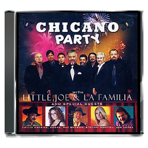 Little Joe Y La Familia - Chicano Party