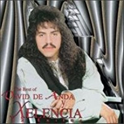 David de Anda y Xelencia -The Best of David de Anda y Xelencia-12 Exitos-(Limited Qty)