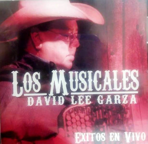 David Lee Garza y Los Musicales - Exitos En Vivo
