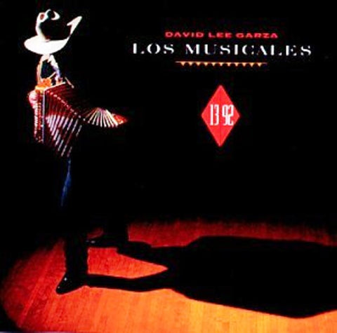 David Lee Garza y Los Musicales-1392 (Limited Qty)