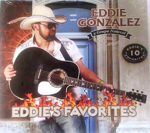 Eddie Gonzalez-Eddie's Favorites(2017 New Release)